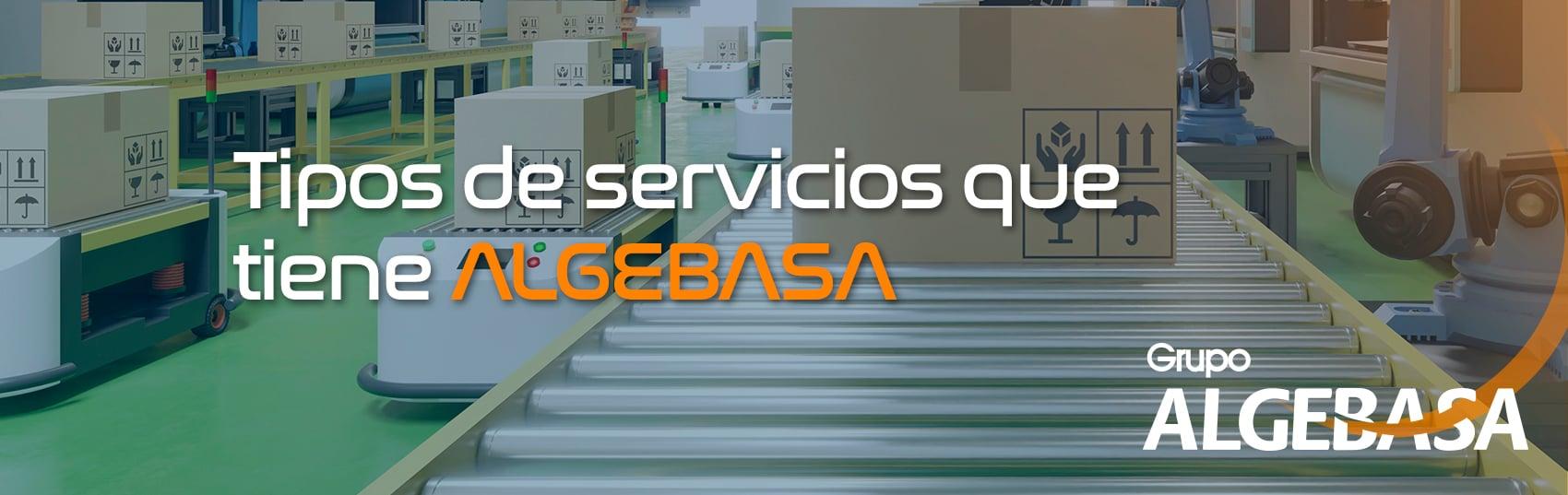 Tipos de servicios que tiene ALGEBASA_banner